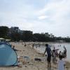 大浜海水浴場が海開きで大盛況。淡路島の夏モード、突入です!
