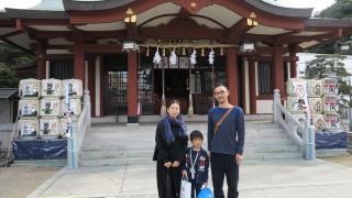 厳島神社(淡路弁財天)