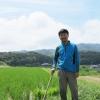 【淡路島・移住者紹介 #001】アート山で大石さんと出会い、その生き方に憧れて