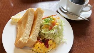 平野パン モーニングセット