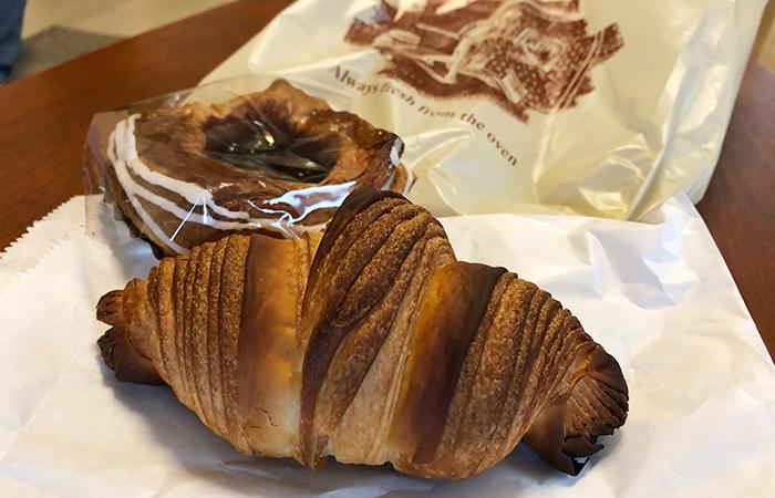 平野パンのクロワッサン