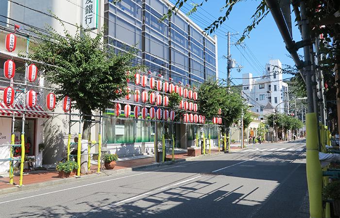 洲本商店街