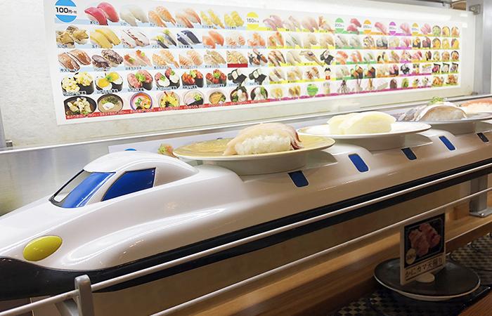 金たろうの新幹線
