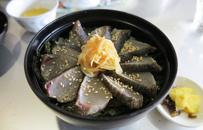 淡路島 サワラ丼