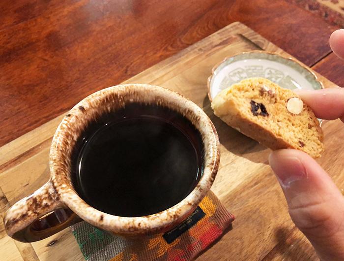 のらのコーヒー