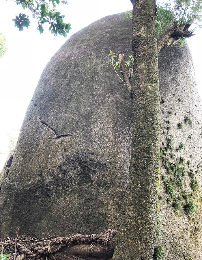 神籠石(ひもろぎいし)