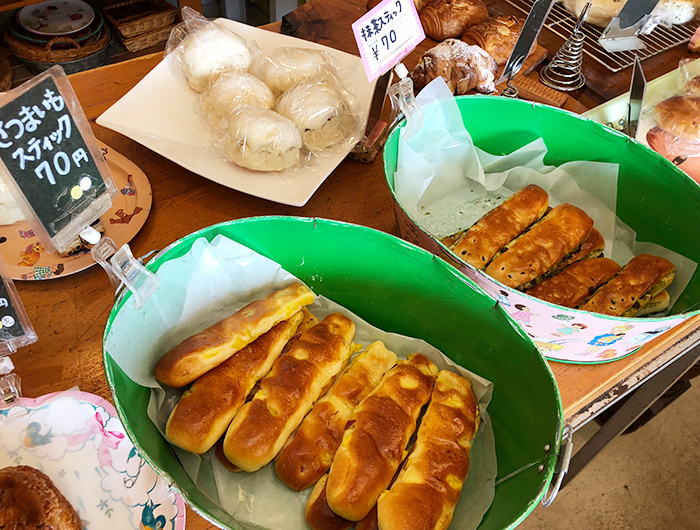 フルール(Fleur)のパン