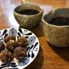 ブリスボールとコーヒー