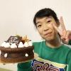 日洋堂の誕生日ケーキ