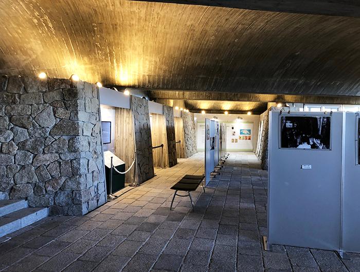 若人の広場公園 展示資料館