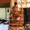 淡路島七福神めぐり【万福寺】日本最大の木彫りのえびす様を撫でてきました😁