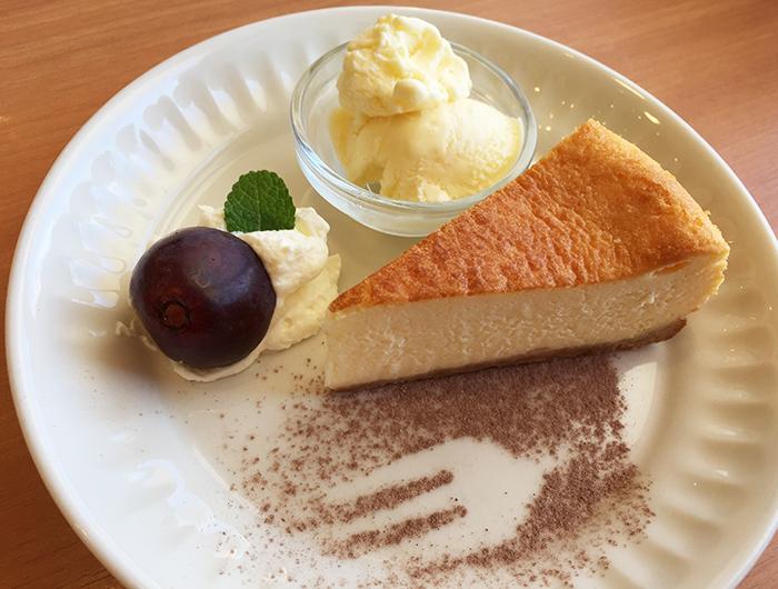 KEKKOI(けっこい)のチーズケーキ