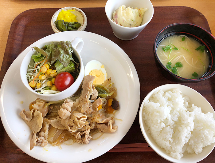 AMIAMI+i(アミアミプラスワン)日替わり定食