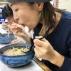 ポプラでラーメンを食べる