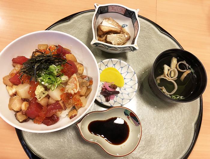竹一 海鮮丼