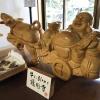 淡路島七福神めぐり【護国寺】にこにこ笑顔の布袋尊像と「ホティさん」が観光の見所か