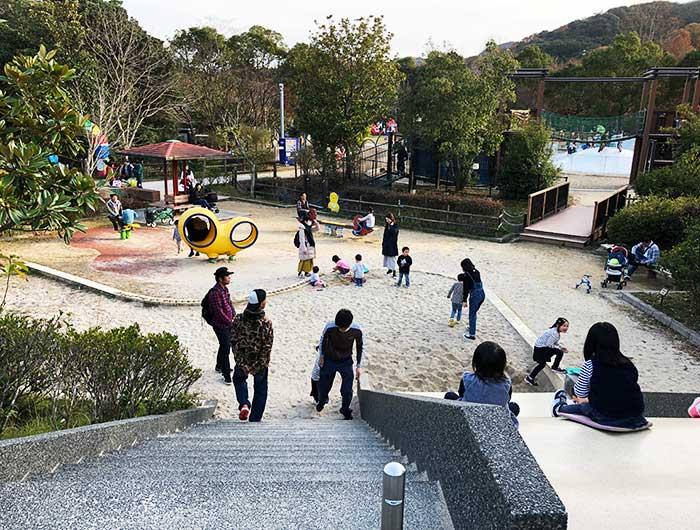 淡路島公園の中の公園