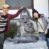 淡路島七福神めぐり【長林寺】堂内は撮影禁止。せめて外で観光記念に撮影をしてみた😆
