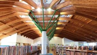 淡路島 五色図書館