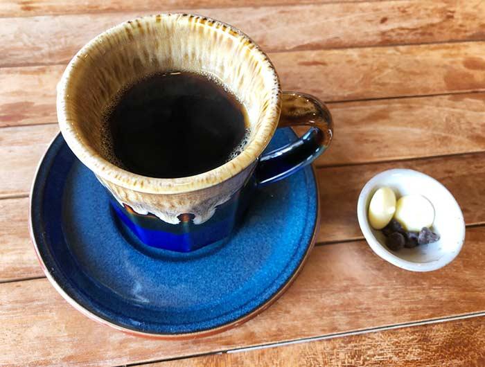 サインズアンドキャンプ コーヒー