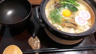 淡路島 おんもーど 鍋焼そう麺