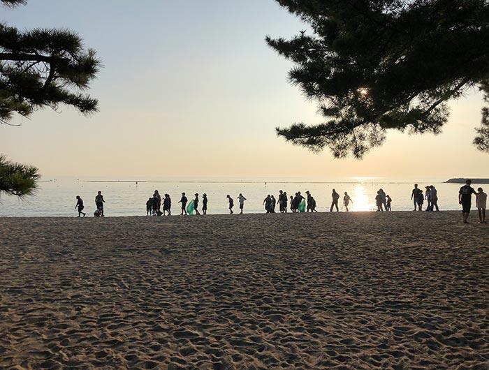 淡路島 大浜海岸