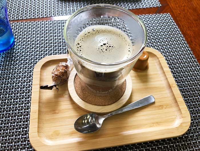 淡波家のコーヒー