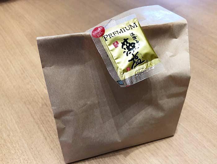 淡路島の藻塩 ポテト