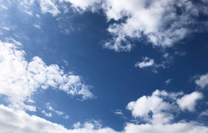 淡路島の空