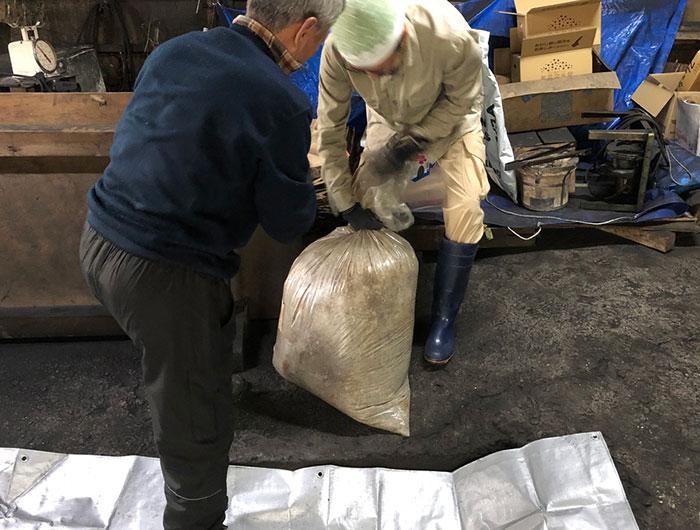淡路島 堆肥づくり