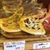 「ぴぃたぁパン」は、お惣菜パンが豊富😚淡路島の形をしたパンもあるよ〜