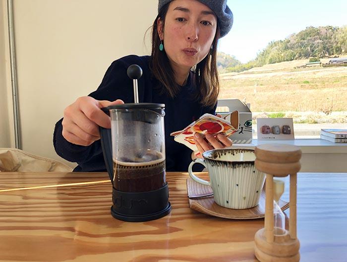 tonekoのコーヒー