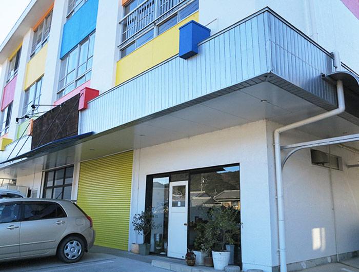 淡路島 タンバリン 店舗外観