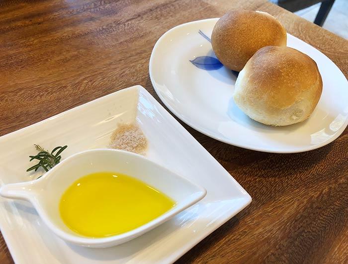淡路島 いたりあ亭 自家製パン