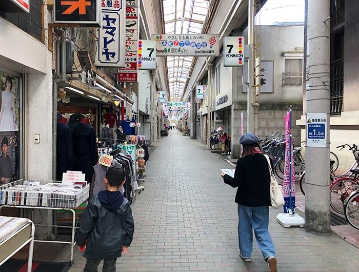 淡路島 商店街