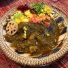 淡路島の築100年以上の古民家「YORISOI米田家」で、mong curry(モンカレー)ランチし