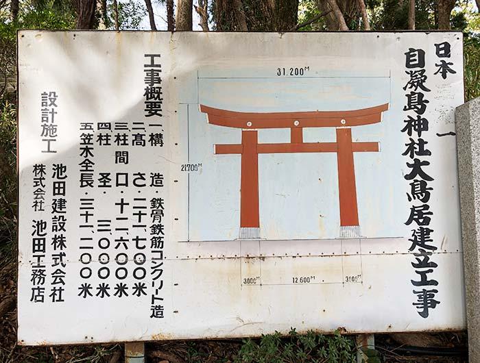 おのころ島神社のスペック