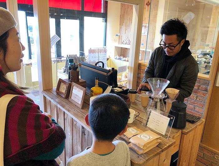 淡路島 のじまスコーラ tommy's coffee