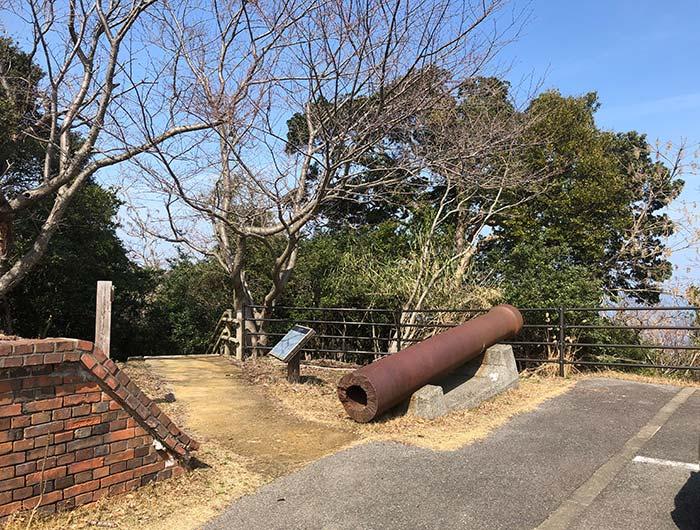 淡路島 由良要塞