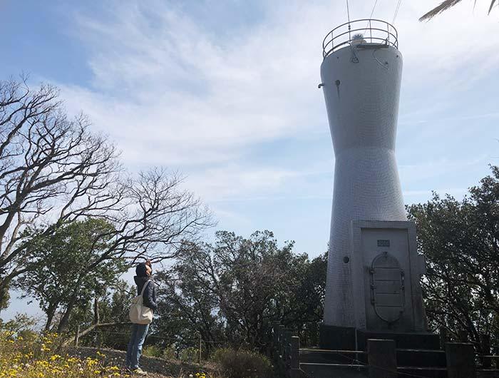 淡路島 生石公園 生石鼻灯台