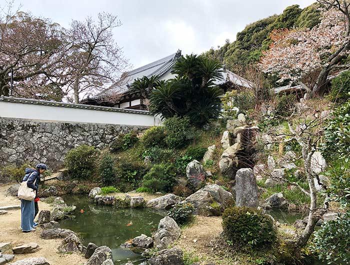 妙勝寺庭園