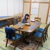 淡波家の個室