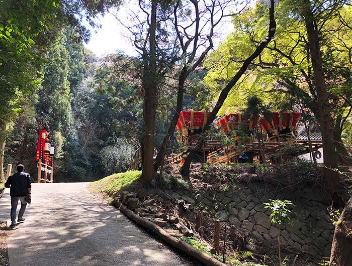 伊勢の森神社