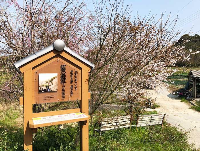 花の札所 第43番 伊勢の森神社