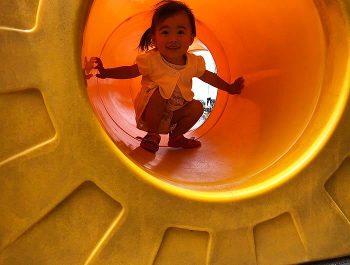 慶野松原児童公園
