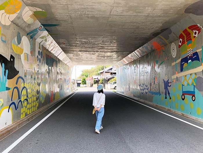 津井トンネル