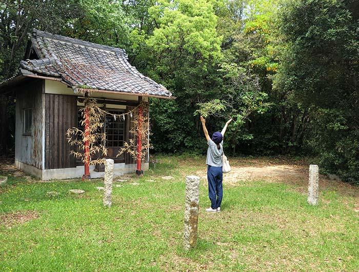 本福寺水御堂 神社