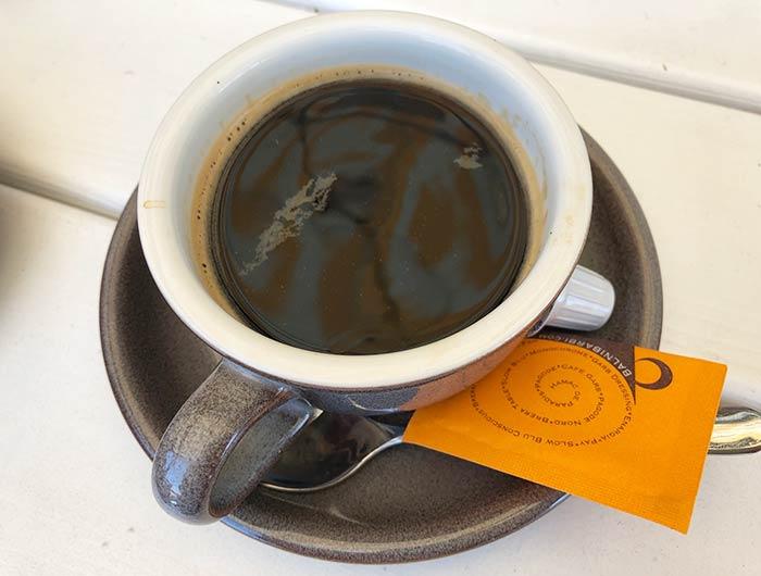 GARBコスタオレンジ コーヒー