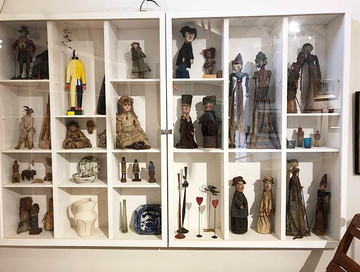 アート山大石可久也美術館 メインギャラリー2F