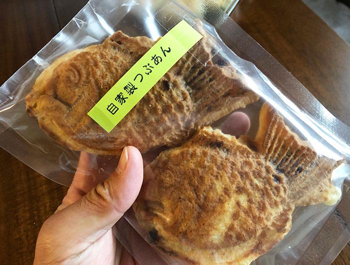 野口製菓 たい焼き